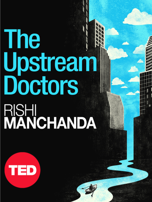 The Upstream Doctors book cover